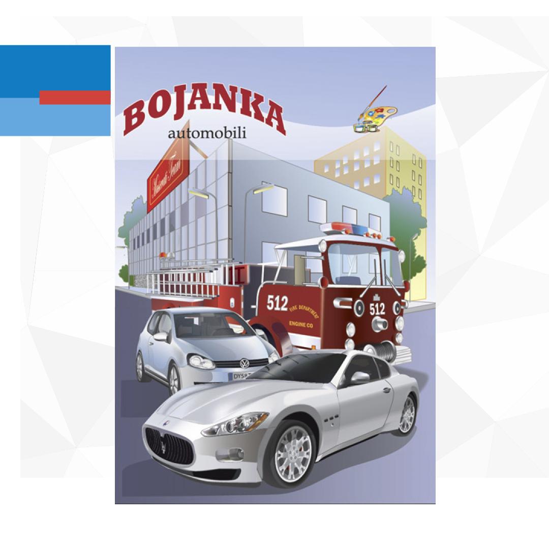 Bojanka Automobili - Mišković doo