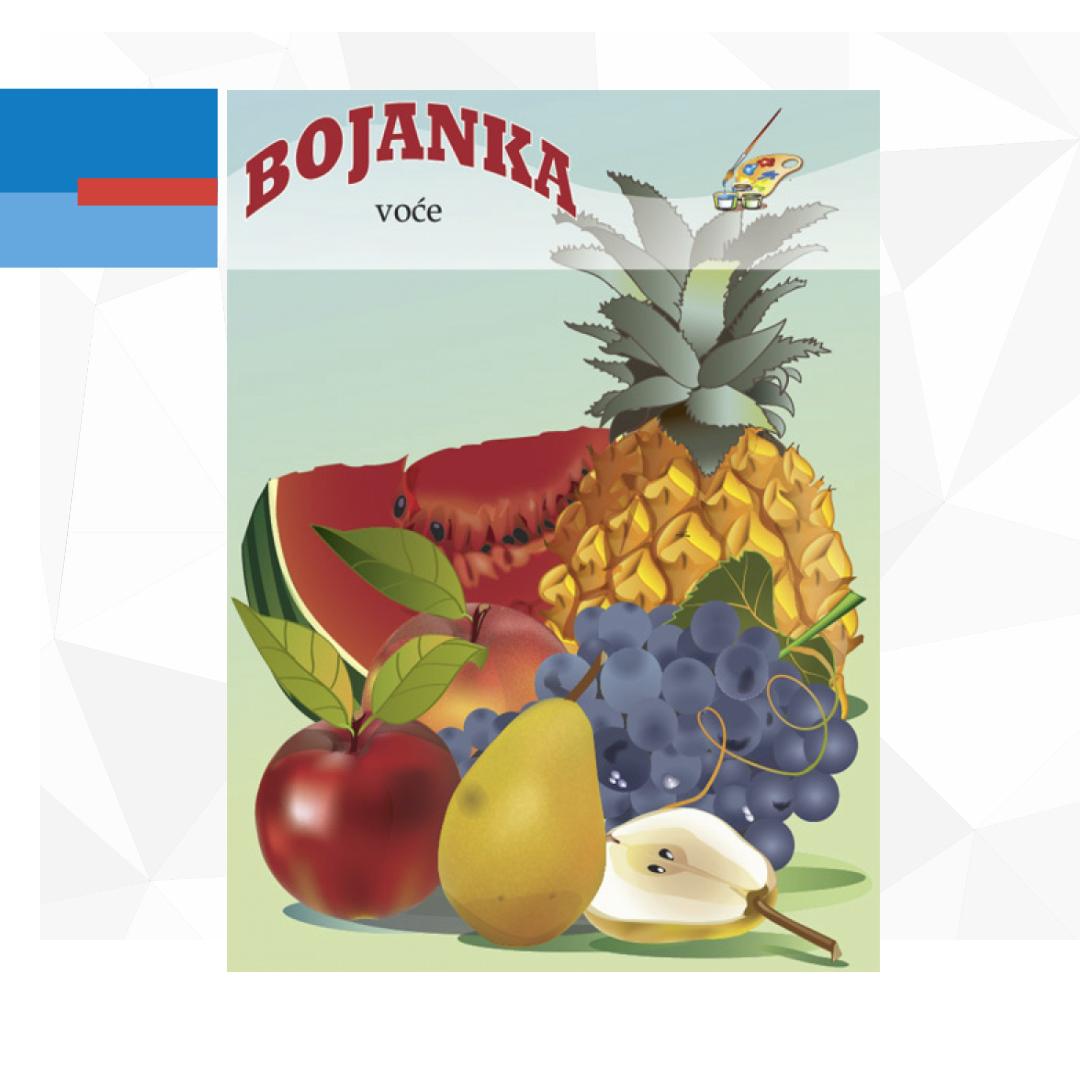 Bojanka voće - Mišković doo